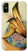 Calligraphy 26 0 IPhone Case