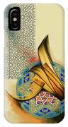 Calligraphy 26 IPhone Case