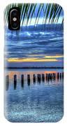 Caloosahatchee Evening IPhone Case