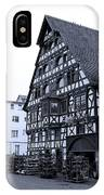 Calw A History Laden Town 01 IPhone Case
