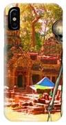Cambodia 4 IPhone Case