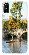 Cambridge 5 IPhone Case
