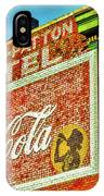 Cameron Patterson Hotel IPhone Case