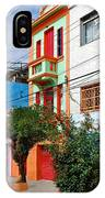 Caminito A La Paulistana IPhone Case