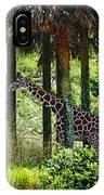 Camouflage Coat IPhone Case