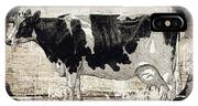 Campagne I French Cow Farm IPhone Case