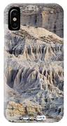 Campers And Eroded Cliffs At Ricardo IPhone Case