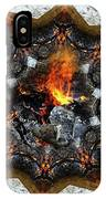 Campfire Flame IPhone Case