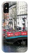 Canal Lunch IPhone Case