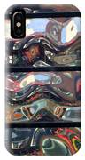 Canal Wave Amsterdam. IPhone Case