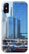 Canary Wharf 10 IPhone Case