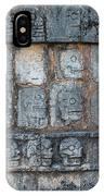 Cancun Mexico - Chichen Itza - Skull Platform IPhone Case