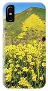 Candle Light In The Temblors - Superbloom 2017  IPhone Case