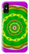 Candy Colors Liberation IPhone Case