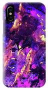 Candy Colours Abstract IPhone Case