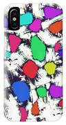 Candy Scatter IPhone Case