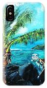 Cane Garden Bay Tortola 1997 IPhone Case