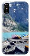 Canoe Rest  IPhone Case