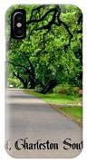 Canopy Road IPhone Case