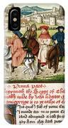 Canterbury Pilgrims IPhone Case