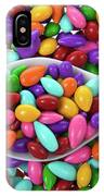 Candy Covered Sunflower Seeds IPhone Case