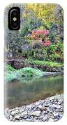 Canyon Autumn IPhone Case