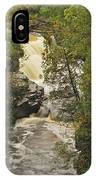 Canyon Falls 2 IPhone Case