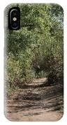 Canyon Path I IPhone Case