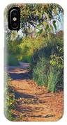 Canyon Path II IPhone Case