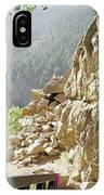 Canyon Rocks Horizontal IPhone Case