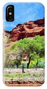 Canyon Wall. IPhone Case