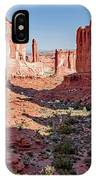 Arches National Park, Moab, Utah IPhone Case