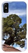 Canyonlands Tree IPhone Case