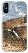 Cape Cod Beachcombers 1 IPhone Case