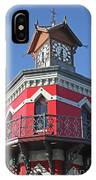 Capetown Clock Tower IPhone Case