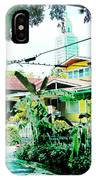 Capitol Grocery Spanish Town Baton Rouge IPhone Case