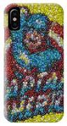 Captain America Mm Mosaic IPhone Case