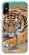 Captive And Bored IPhone Case