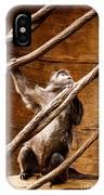 Captivity IPhone Case