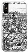 Capture Of Atahualpa, 1532 IPhone Case