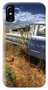 Car Graveyard IPhone Case