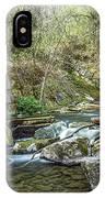 Caradocs Falls 2 IPhone Case