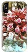 Carambola Flower IPhone Case