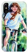 Carefree Summer Day IPhone Case