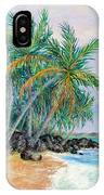 Caribbean Retreat IPhone Case