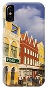 Caribbean Shopping District IPhone Case