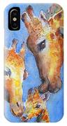 Caring Hearts IPhone Case