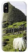 Carloway Broch IPhone Case