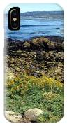 Carmel Beach At Low Tide IPhone Case