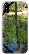 Carmel River At Gilmore Ranch IPhone Case